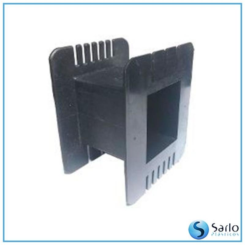 Carretel de Plástico Valinhos - Carretel Plástico Transformador Terminal