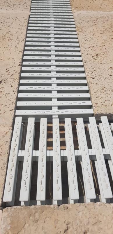 Grelha Borda de Piscina Orçamento Araraquara - Grelha para Piscina Plastico