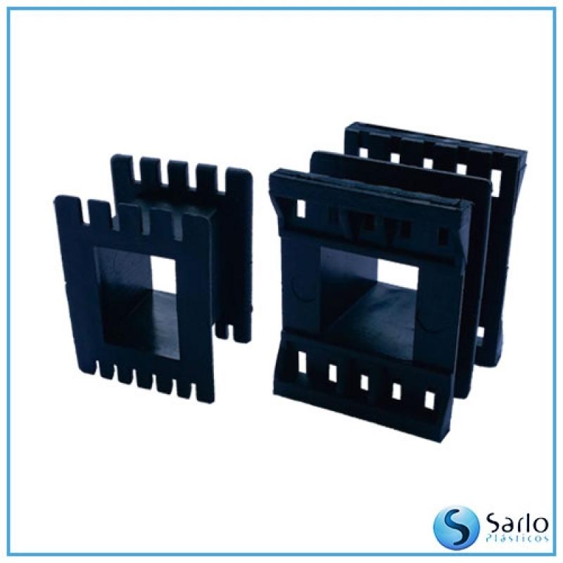 Onde Encontrar Carretel de Plástico para Terminal Glicério - Carretel de Plástico para Transformador