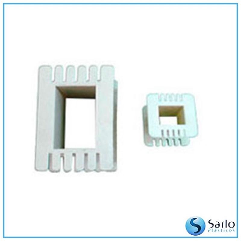 Onde Encontro Carretel para Pequenos Transformadores Perdizes - Carretel Plástico Transformador Terminal