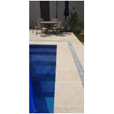 empresa de grelha para piscina de plástico Carandiru