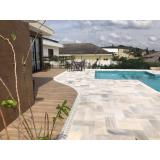grelha de piscina orçamento Vila Morumbi