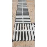 loja de grelha flexível para piso industrial Vila Anastácio