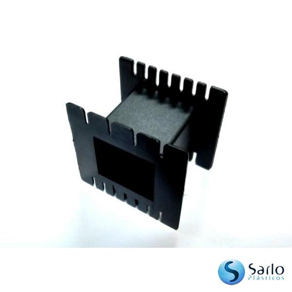 Carretel de plastico para transformador