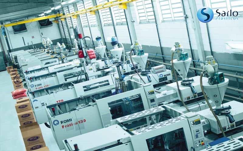Industria de injeção plastica sp