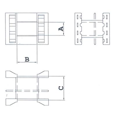 PTCD (Para Terminal Com Divisória) - Modelo 1