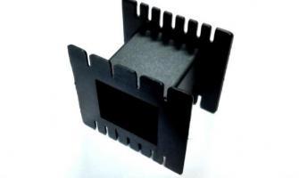 Carretel para bobina de transformador