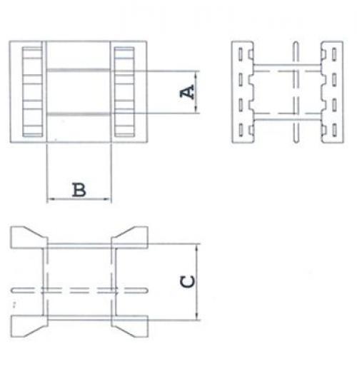 Para Terminal Com Divisória Modelo 1