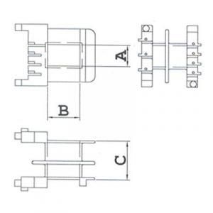 Para Terminal Com Divisória Modelo 2