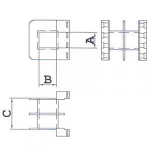 Para Terminal Com Divisória Modelo 3
